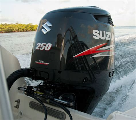 suzuki unveils new outboard models boats