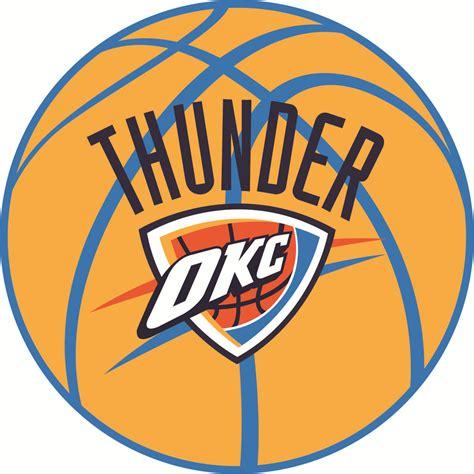 okc thunder home decor oklahoma city thunder logo 14 oklahoma city thunder basketball logo iron on transfers