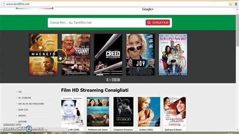 film gratis e senza registrazione come guardare film nuovi gratis senza registrarsi youtube