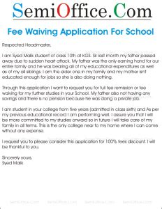 Simon Mba Fee Waiver by Application For Fee Waiver After
