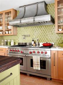 kitchen with backsplash dreamy kitchen backsplashes hgtv