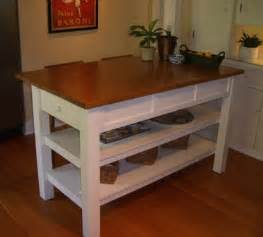 Kitchen Bench Island by Island Bench Kitchen Table Afreakatheart