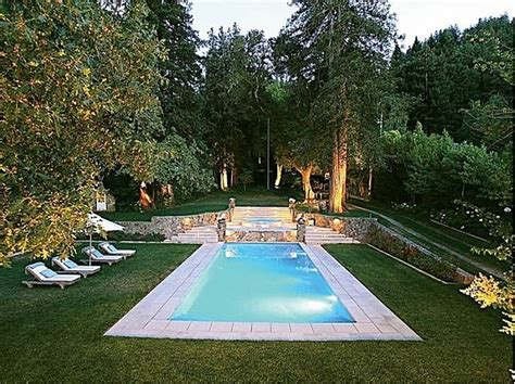 luxury backyard pools triyae com luxury backyard pools various design inspiration for backyard