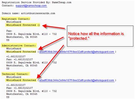 private domain registration
