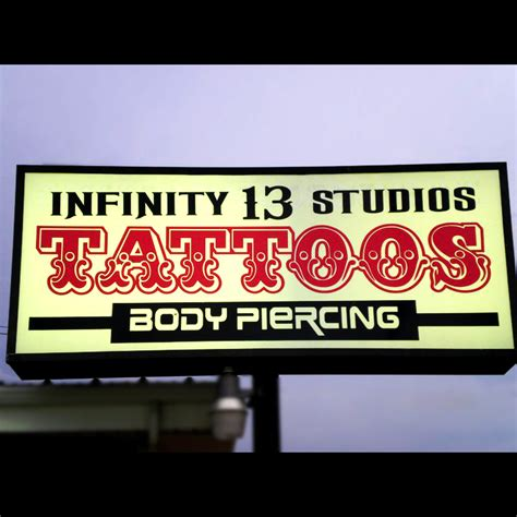 infinity tattoo denton tx infinity 13 studios denton piercing denton tx united