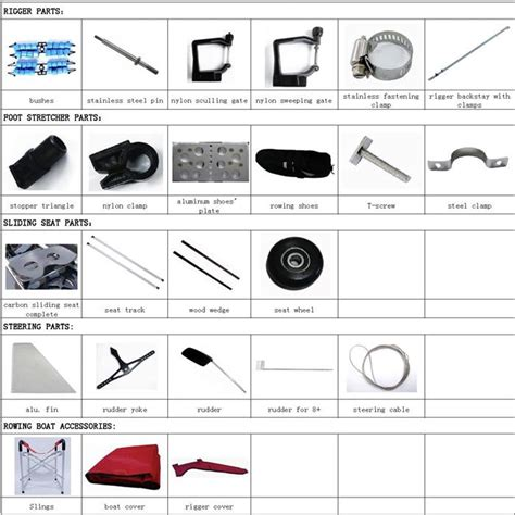 parts of a dragon boat rowing parts supply oem rowing parts supply oem alden