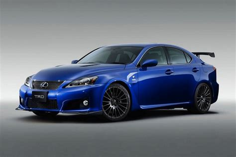 lexus sport sedan lexus is f circuit sport sedan is lighter and more