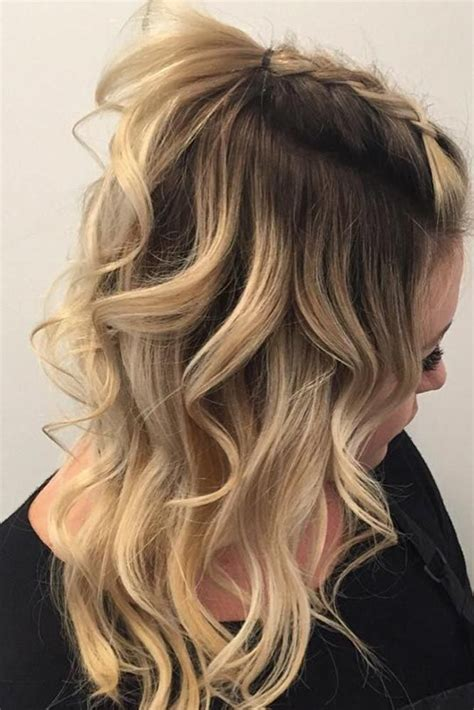 cute hairstyles to look good for your crush 84 best hair types images on pinterest finger waves