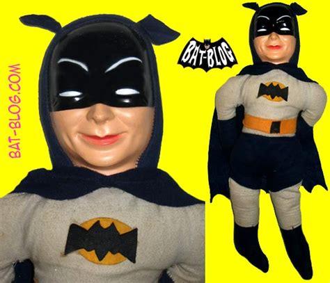 Batman Stuffed Doll bat batman toys and collectibles vintage 1966