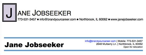 How To Make A Job Resume Samples by How To Write A Great Resume Part 1 Of 4 The Header