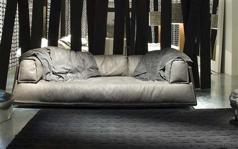 hard on sofa baxter from italy brings fine sofas home interior design