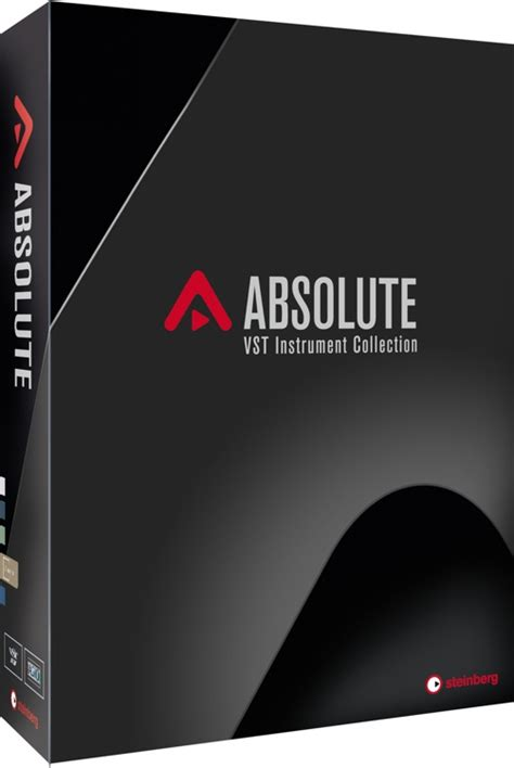 Steinberg Absolute Vst Collection 2 steinberg absolute vst collection 2 sweetwater