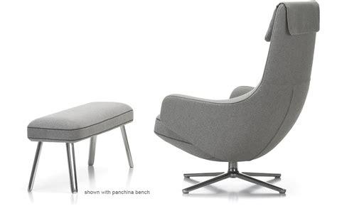 Ottoman Sessel by Repos Lounge Chair Ottoman Hivemodern