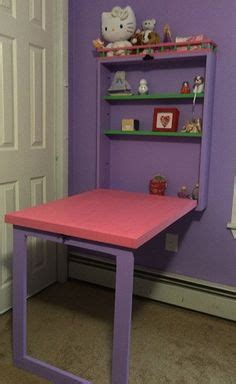 diy fold out desk 1000 ideas about fold out desk on writing