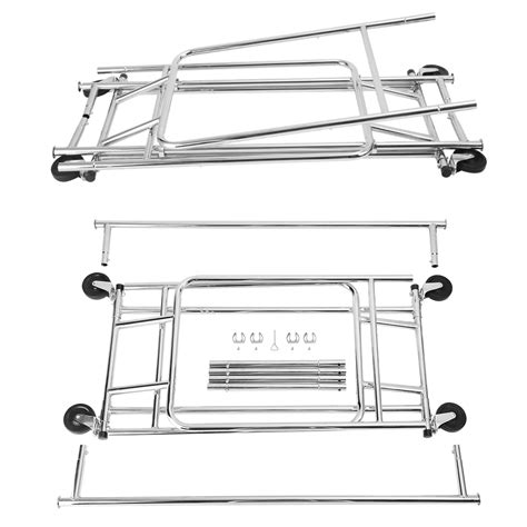 Commercial Rolling Clothes Rack by Collapsible Clothing Rolling Garment Rack Hanger