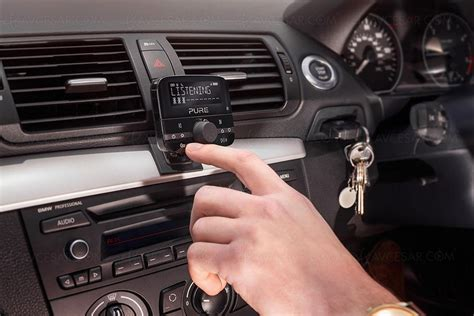 Dab Radio Auto by Highway 400 Et 600 Adaptateurs Dab Pour Voiture