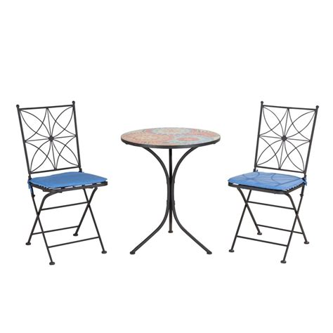cheap patio bistro sets hermosa bistro set d bs958sal canada discount