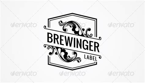 30 High Quality Psd Ai Retro Vintage Logo Templates Web Graphic Design Bashooka Retro Logo Template
