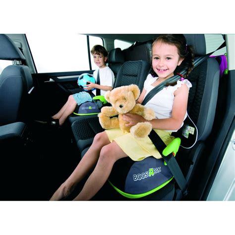 Réhausseur auto de voyage pour enfant