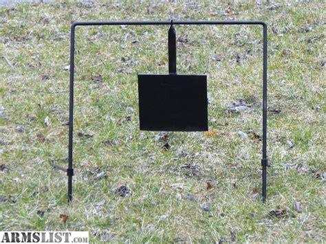 steel swinging targets armslist for sale trade steel swinging pistol targets