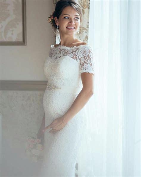 Brautkleid Spitze Preis by Schwangerschaft Brautkleider Kaufen Billigschwangerschaft