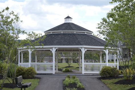 Big Gazebo Image Gallery Large Gazebo
