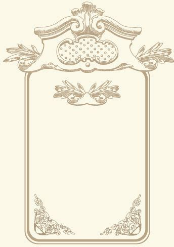 id card border design vintage cards borders vector free vector in encapsulated