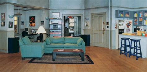 seinfeld apartment floor plan tv real estate the homes we virtually grew up in don t