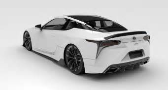 Lexus Reality This Jon Sibal Desinged Lexus Lc Will Materialize At Sema