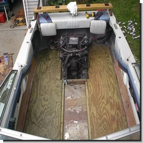 how to replace a floor in a fiberglass boat boat floor replacement sure the engine is a vital part