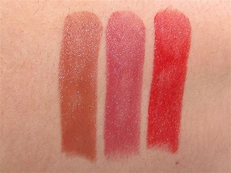 maybelline color swatches maybelline color sensational shine compulsion lipstick