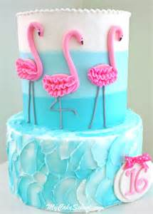 Horse Themed Birthday Party Decorations - flamingo cake a cake video tutorial my cake