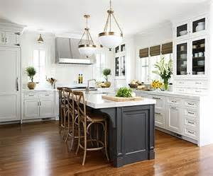 white kitchens with islands best 10 black kitchen island ideas on pinterest