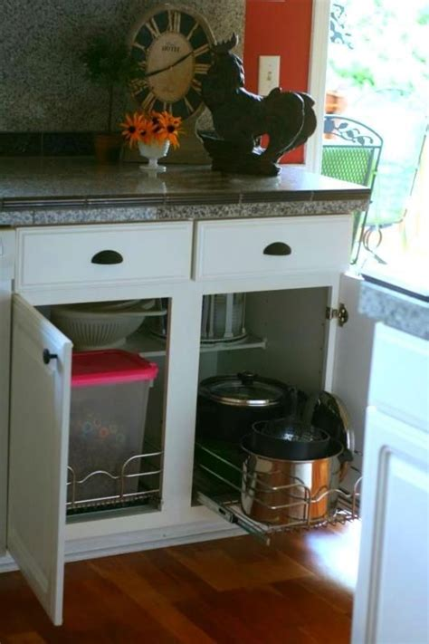 organize pots and pans in cabinet organizing your pots pans
