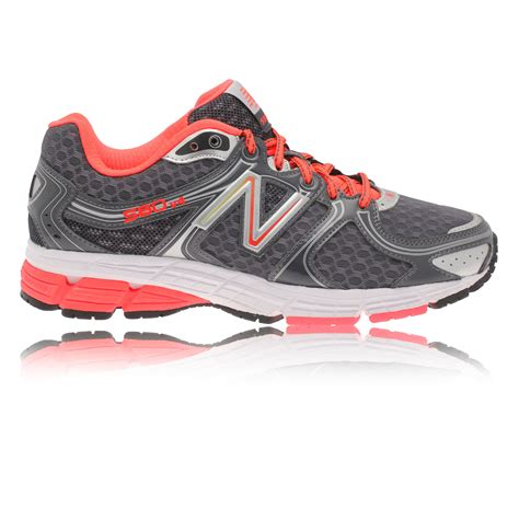 new balance sport shoe new balance w580v4 womens grey running trainers pumps