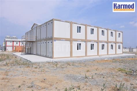 demountable container living container house karmod
