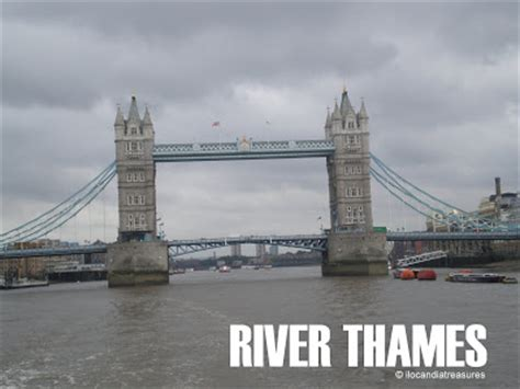 thames river flows into treasures of ilocandia and the world a cruise on river thames