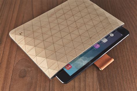 Wooden Sleeve by Meet The Wood Sleeve For Macbook Air And