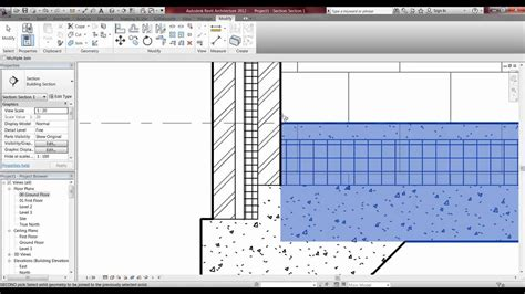 tutorial revit architecture 2012 revit architecture 2012 tutorial floors youtube