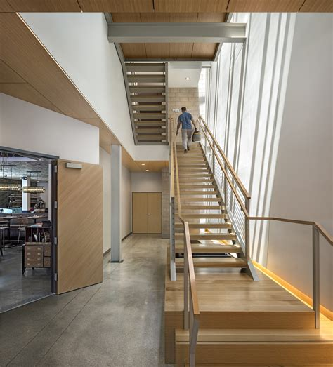 office stairs design colorado architecture firm arch11 designs next generation