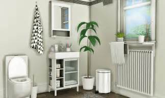 my sims 4 ikea lill 197 ngen bathroom set by mxims