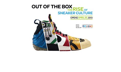 sneaker culture history of sneaker explored in quot out of the box the rise
