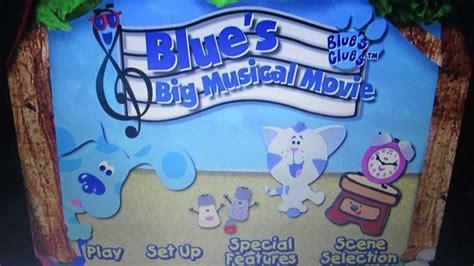 blue megavideo blue clues blue big musical vhs kuwtk season 7
