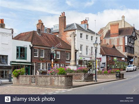 Arundel Search Arundel High In West Sussex Stock Photo Royalty Free Image 60732621