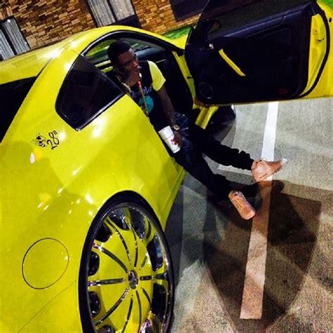 Soulja Boy Mtv Cribs by Money Rich Soulja Boy Shows His Car