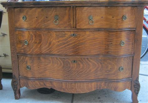 Tiger Oak Furniture uhuru furniture collectibles tiger oak 1920s dresser sold