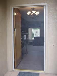 clearview retractable screen doors aaa sun