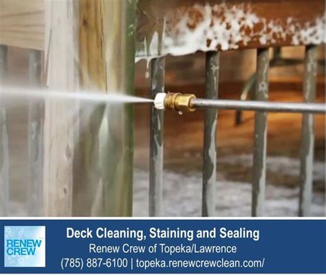 Solution To Clean Deck by 12 Best Images About Deck Cleaning Topeka Ks On