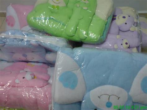 Bantal Baby fashionista baby tilam tilam rabbit toto bantal n tilam selimut