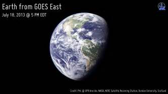 Actual images of earth from space earth from near and deep space